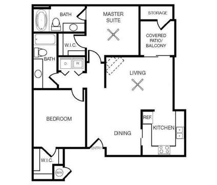 2 Beds - Parkside Villas at 8400 S Maryland Parkway in Las Vegas NV is a Apartment