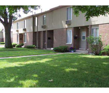 1 Bed - Muskegon Townhouses at 919 Marquette Ave in Muskegon MI is a Apartment