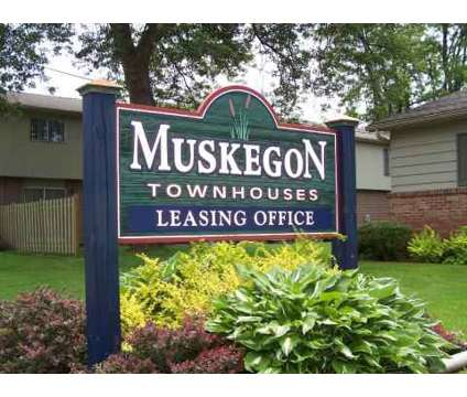 2 Beds - Muskegon Townhouses at 919 Marquette Ave in Muskegon MI is a Apartment