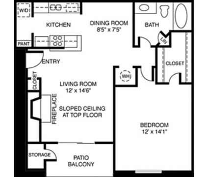 1 Bed - Lincoln Green Apartments at 4000 Presidential Boulevard in Philadelphia PA is a Apartment