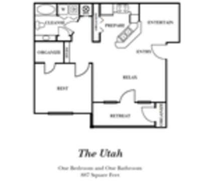 1 Bed - Park West at 7250 Arbor Vista Dr in Douglasville GA is a Apartment