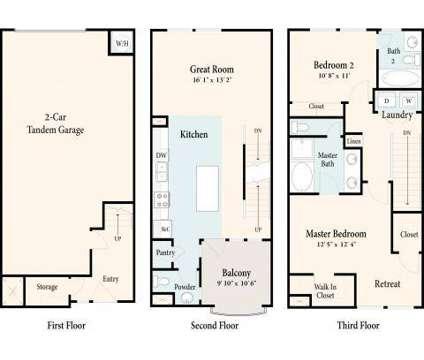 2 Beds - Santa Barbara at 10855 Church St in Rancho Cucamonga CA is a Apartment