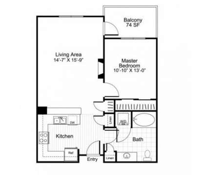 1 Bed - Talavera at 350 S Jackson St in Denver CO is a Apartment