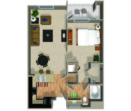 1 Bed - Alterra at Grossmont Trolley at 8727 Fletcher Parkway in La Mesa CA is a Apartment