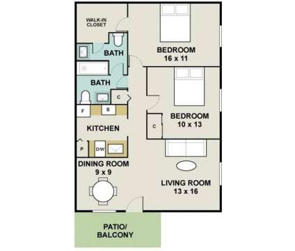 2 Beds - Goldelm at Regency Oaks at 200 Maltese Cir in Fern Park FL is a Apartment