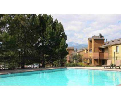 2 Beds - The Parc at Briargate at 8175 Summerset Drive in Colorado Springs CO is a Apartment