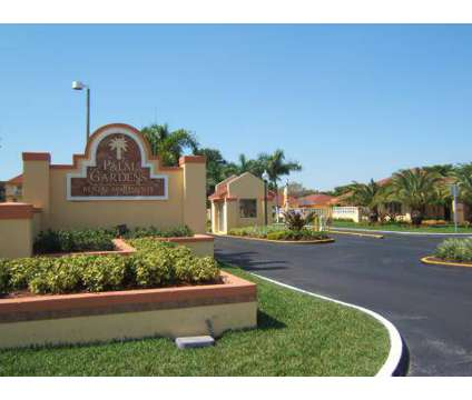 1 Bed - Palm Gardens at 19098 Nw 57th Ave in Miami FL is a Apartment