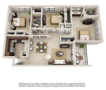3 Beds - Palm Isle Apartment Rentals at 11399 Nw 7th St in Miami FL is a Apartment