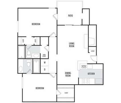 2 Beds - Hunters Chase at 4600 Big Tree Way in Greensboro NC is a Apartment