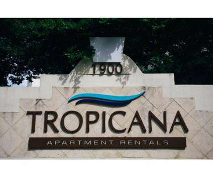 1 Bed - Tropicana Apartments and Bayview Palms Apartments at 1900 Sans Souci Boulevard in North Miami FL is a Apartment