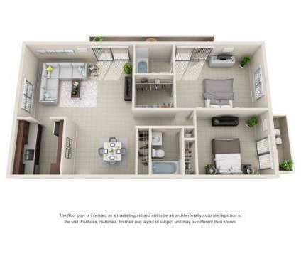 2 Beds - Tropicana and Bayview Palms at 1900 Sans Souci Boulevard in North Miami FL is a Apartment