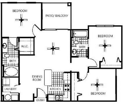 3 Beds - Wildflower at 1210 Sw 11th Ave in Gainesville FL is a Apartment
