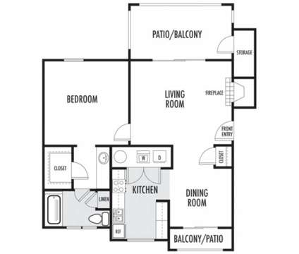 1 Bed - Madison at Adams Farm at 5202 Fox Hunt Dr in Greensboro NC is a Apartment