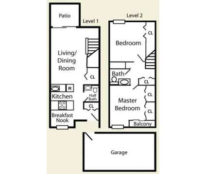 2 Beds - Harbor Pointe Apartment Homes at 9200 N 75th St in Milwaukee WI is a Apartment
