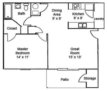 1 Bed - Shaker Square at 2375 Shaker Ln in Lebanon IN is a Apartment