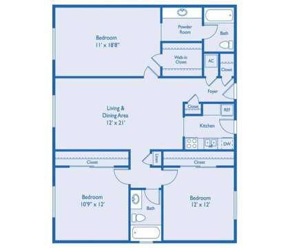 3 Beds - Bermuda Villas at 7325 Sw 82 St in Miami FL is a Apartment