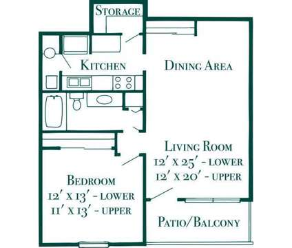 1 Bed - Miamisburg by the Mall at 8470 Towson Boulevard in Miamisburg OH is a Apartment