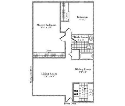 2 Beds - Florence Apartments at 24 Alan Court in Florence KY is a Apartment