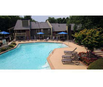 2 Beds - The Knolls at 1675 Roswell Rd in Marietta GA is a Apartment