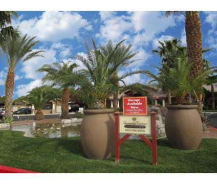 1 Bed - Bermuda Terrace Luxury Apartments at 9850 S Bermuda Rd in Las Vegas NV is a Apartment
