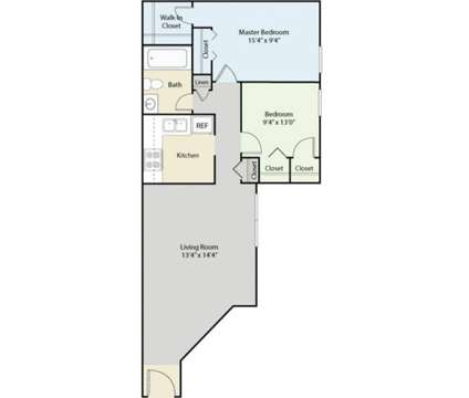 2 Beds - Berkdale at 661 Dulles Park Court in Herndon VA is a Apartment