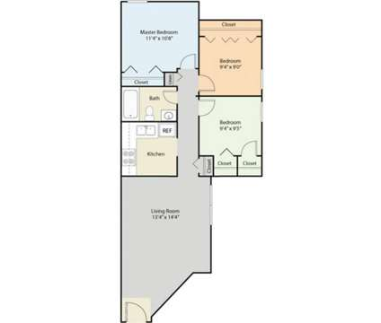 3 Beds - Berkdale Apartments at 661 Dulles Park Court in Herndon VA is a Apartment