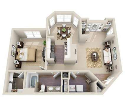 1 Bed - Legacy Ballantyne at 9200 Otter Creek Dr in Charlotte NC is a Apartment