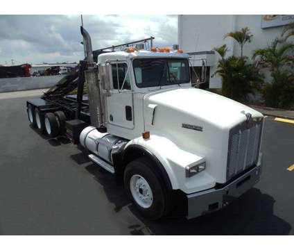 1999 Kenworth T800 Roll Off Truck Stock 820245 Apex Equipment is a 1999 Kenworth T800 Roll Off Truck in West Palm Beach FL
