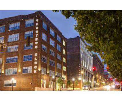 Studio - Roaster's Block at 701 Broadway in Kansas City MO is a Apartment