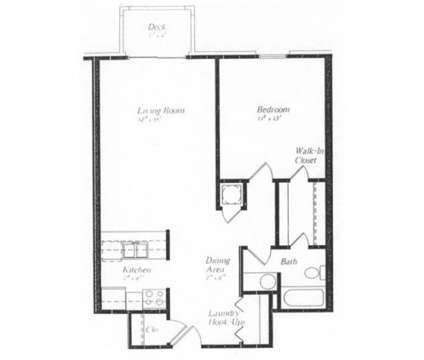 1 Bed - Cherry Hill Company at 8101 O St Suite 100 Main Management Office in Lincoln NE is a Apartment