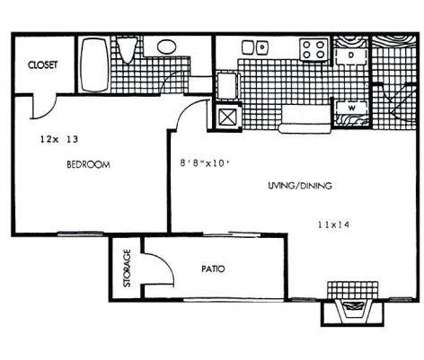 1 Bed - Mountain Brook at 1185 Mountain Creek Road in Chattanooga TN is a Apartment