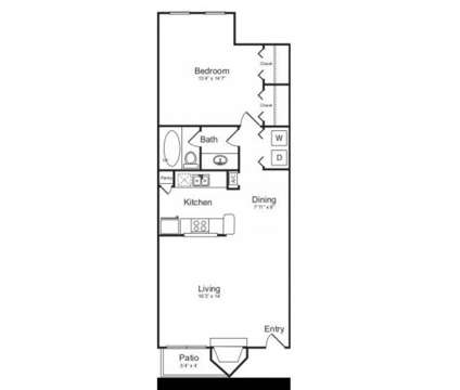 1 Bed - Landings at Willowbrook at 7250 W Greens Road in Houston TX is a Apartment