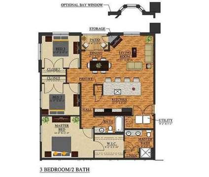 3 Beds - Bramblett Hills at 1000 Bramblett Crossing in O Fallon MO is a Apartment