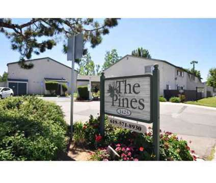 1 Bed - Pines Apartments at 1423 East Washington in El Cajon CA is a Apartment