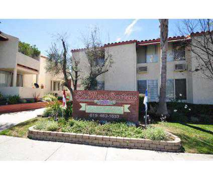 Studio - La Mesa Gardens at 8633 Lane Mesa Blvd in La Mesa CA is a Apartment