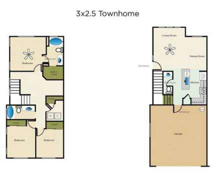 3 Beds - Talavera at the Junction at 1004 W Tuscany View Rd in Midvale UT is a Apartment