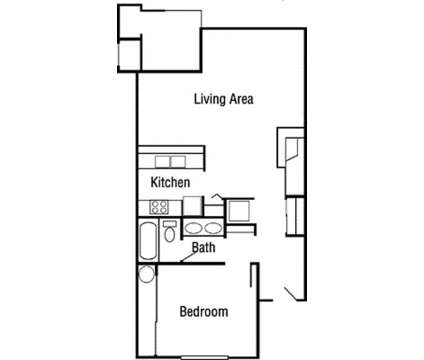 1 Bed - Gates of Redmond at 15325 Redmond Way in Redmond WA is a Apartment