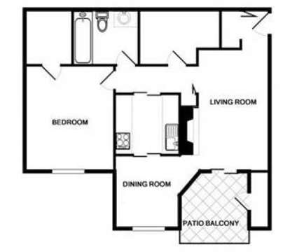 1 Bed - Cobblestone Grove at 1 Westwood Drive in Fairfield OH is a Apartment