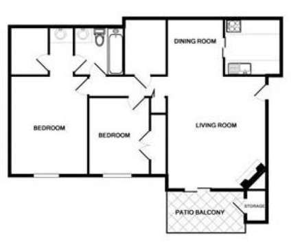 2 Beds - Cobblestone Grove at 1 Westwood Drive in Fairfield OH is a Apartment