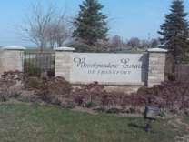 1/2 acre Lot Frankfort IL 60423 $700/mo