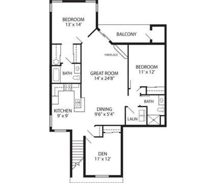 3 Beds - The Sanctuary at 2200 S Clubhouse Drive in New Berlin WI is a Apartment