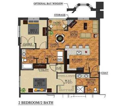 2 Beds - Bramblett Hills at 1000 Bramblett Crossing in O Fallon MO is a Apartment