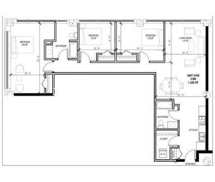 3 Beds - Paper Box Lofts at 1560 W Pierce St in Milwaukee WI is a Apartment