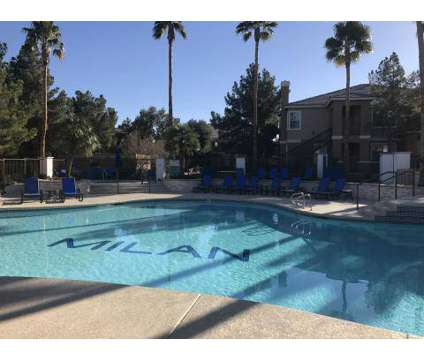 1 Bed - Milan Apartment Townhomes at 875 E Silverado Ranch Boulevard in Las Vegas NV is a Apartment