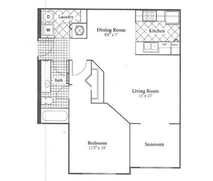 1 Bed - Aventine at Miramar at 2436 Centergate Drive in Miramar FL is a Apartment