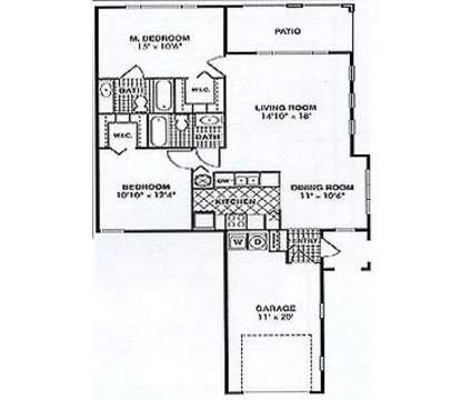 2 Beds - Aventine at Miramar at 2436 Centergate Drive in Miramar FL is a Apartment