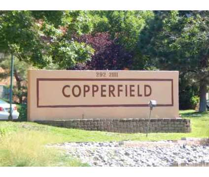 1 Bed - Copperfield Apartments at 14225 Copper Avenue Ne in Albuquerque NM is a Apartment