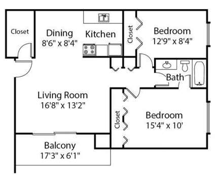 2 Beds - The Trilogy Apartments at 41470 East Archwood Dr in Belleville MI is a Apartment