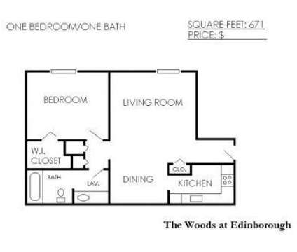 1 Bed - Hidden Oak Estates at 4900 Edinborough Ln in Indianapolis IN is a Apartment
