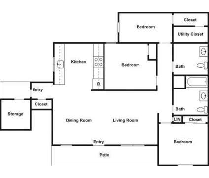 3 Beds - Claire Court Apartments at 5570 S Park Avenue #10 in Hamburg NY is a Apartment